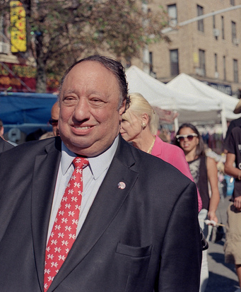 John Catsimatidis wants to save the NY State Pavilion. ( David Tan / Flickr)