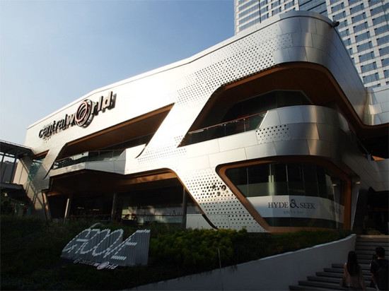 """The Groove,"" Bangkok, Synthesis Design + Architecture. (Courtesy SDA)"