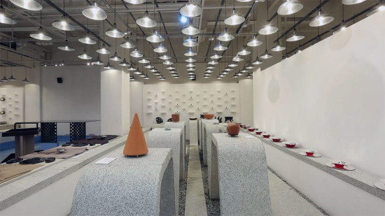Samskara installation view. (Courtesy India Gandhi National Centre for the Arts)