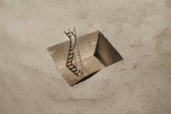 Rock Bottom, 2012. (Allan Wexler)