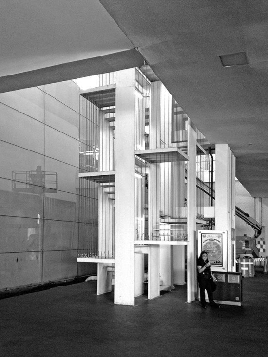 The current terminal. (Branden Klayko / AN)