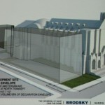 Rendering for the site. (Courtesy DNA Info / Emily Frost)