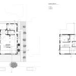 The three-story house was originally built in the 1960s. (Courtesy Alessandro Armando and Manfredo di Robilant)