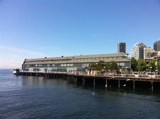 The Seattle Aquarium (by Richard Eriksson via Flickr)