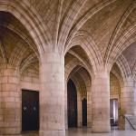 Entrance Vaults at the Riverside Church (Courtesy Michael Freeman)