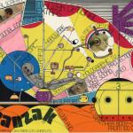 """Ron Herron (Archigram), """"Manzak Optional Extras,"""" 1969. (Courtesy Simon Herron)"""
