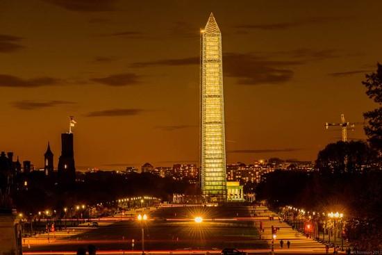 The Washington Monument. (dcsplicer / Flickr)