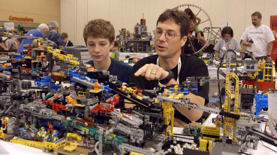 Beyond the Brick: A Lego Brickumentary, directed by Daniel Junge & Kief Davidson.