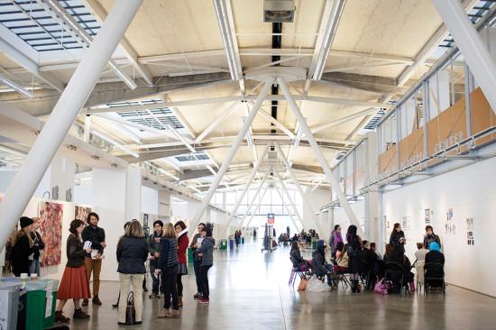 Interior, CCA San Francisco Campus (CCA)