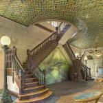 Boathouse Interior, Prospect Park (Courtesy Michael Freeman)