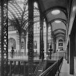 Guastavino Tile Domes, Pennsylvania Station, 1911 (Demolished 1963) (Courtesy Avery Library)