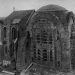 Saint John the Divine, Constructing the Dome in Concentric Rings (Courtesy Avery Library)