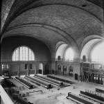 New York Central Railroad Station, Rochester, New York, 1914 (Courtesy Avery Library)