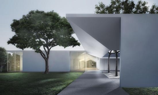 Menil Drawing Institute. (courtesy MDI/ Johnston Marklee)