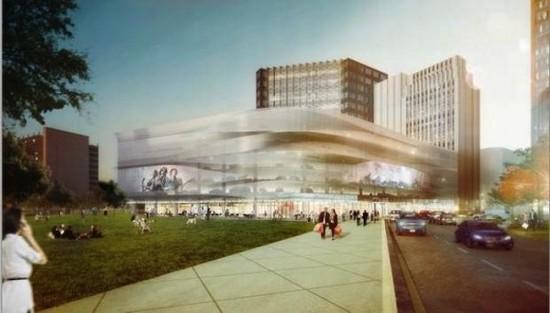 (Photo Courtesy of HKS Architects)