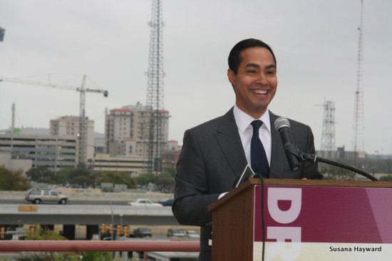 Julian Castro who is expected to be the next HUD Secretary. (FLICKR / NOWCastSA)