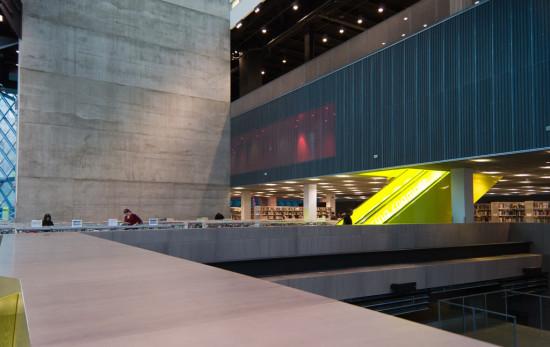 Seattle Public Library (Trevor Dykstra/Flickr)