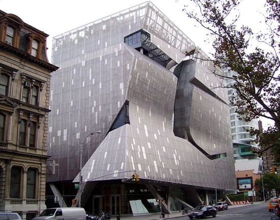 Morphosis' New Academic Building at Cooper Union. (Wikimedia Commons)