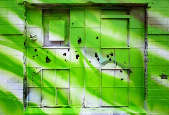 Twin Walls. (Courtesy Mural Arts Program)