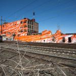 The Warehouse. (Courtesy Steve Weinik for the City of Philadelphia Mural Arts Program)