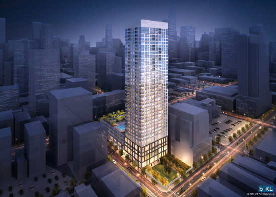 720 N. LaSalle (Courtesy bKL Architecture)