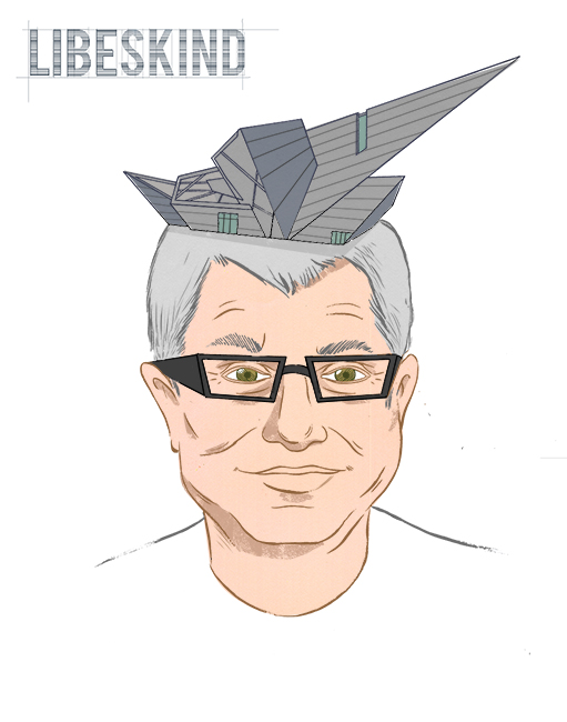 Daniel Libeskind. (Courtesy Paul Tuller)