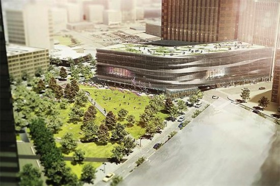 (Photo Courtesy of HKS Architects)