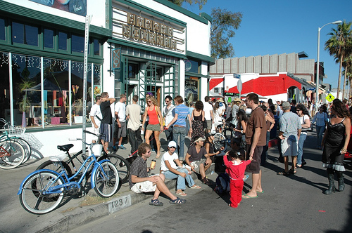 Abbot Kinney Boulevard in Venice is also considered a Great Street already (yovenice.com)