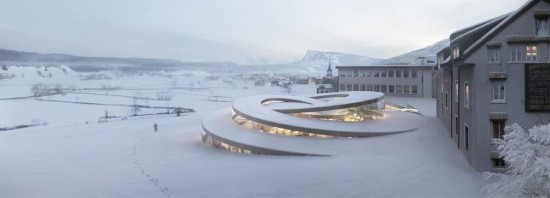 APM Design (Courtesy Bjarke Ingels Group)