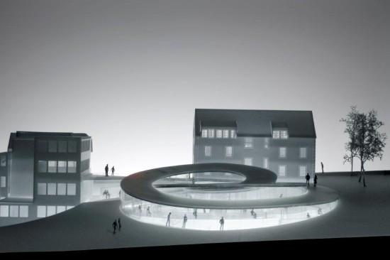 APM Design (Courtesy Bjarke Ingels Group)