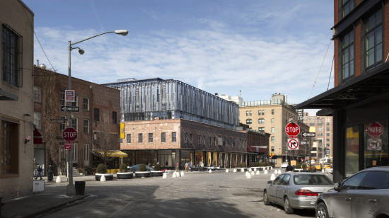 BKSK's revised design for 9-19 9th Avenue. (BKSK Architects)