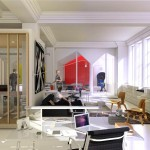 The work space. (Pierre Levesque via PSFK and Prodigy Network)