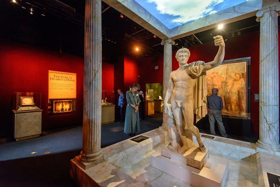 Pompeii-Statue