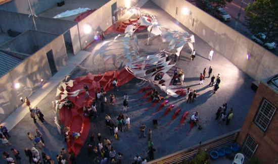"""""""SUR"""" at PS 1, 2005 (Xefirotarch)"""