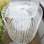 The multi-layered structure explores the relationship between inside and out. (Nick Cope)
