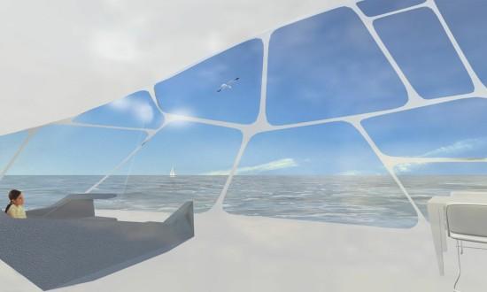 Recycled Island (Courtesy Design Villa)