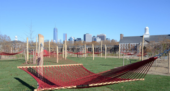 Governors Island (Courtesy The Trust for Governors Island)
