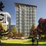 Portland's Edith Green-Wendell Wyatt Federal Building (Nic Lehoux)