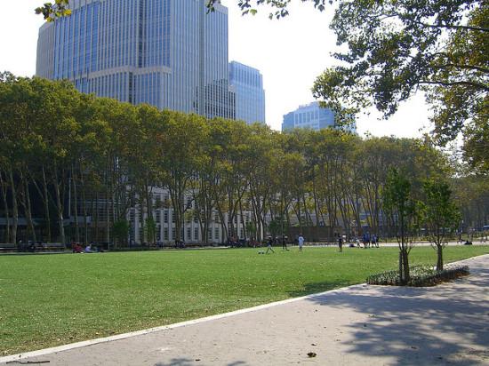 Cadman Plaza in Downtown Brooklyn.  (Flickr /