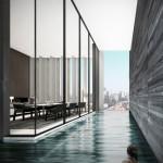 Private pools in Soori High Line.