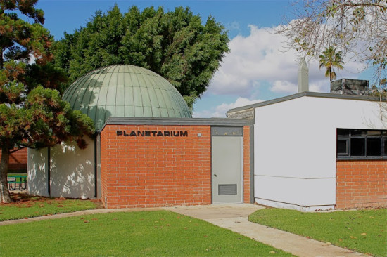 Neutra and Alexander Planetarium