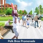 Polk Bros Promenade