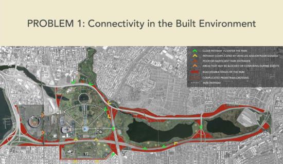 Queens Museum plan. (Courtesy Design Trust for Public Space)