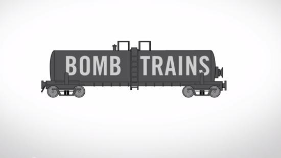 "Vice's animation of a ""Bomb Train."" (Courtesy Vice)"
