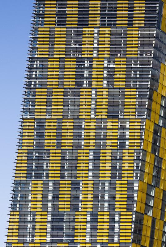Veer Towers, Las Vegas. (Courtesy JAHN)