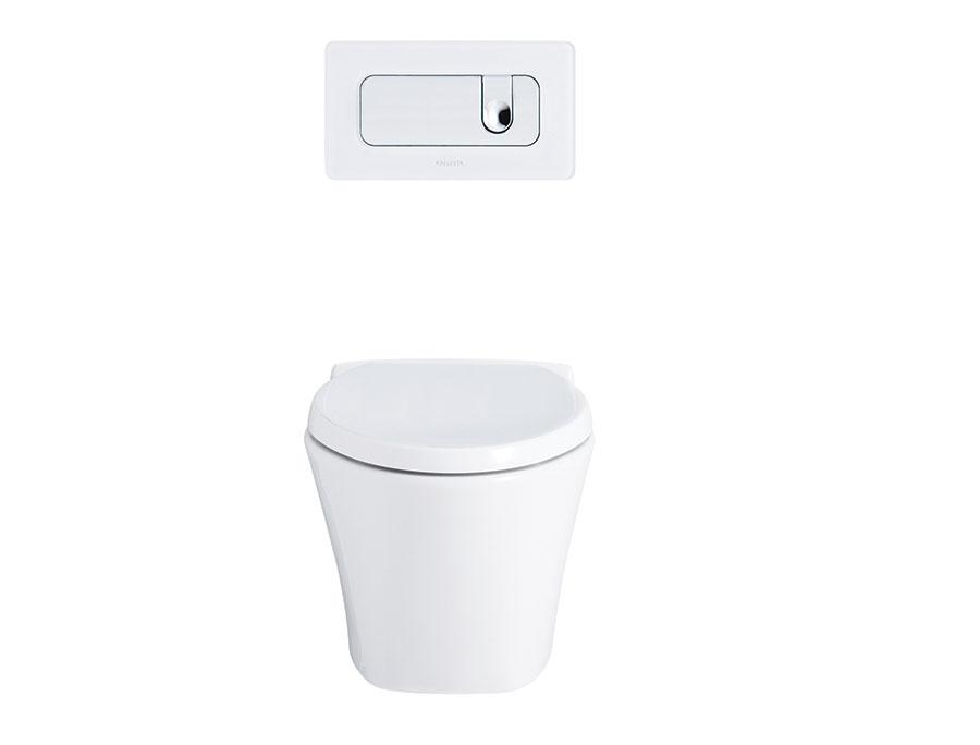 Product clean lines six sleek bathroom fixtures and for Bathroom fixtures and fittings