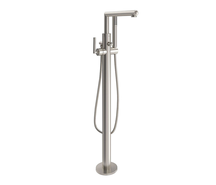 Product clean lines six sleek bathroom fixtures and for Toilet fixtures and fittings