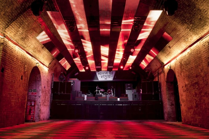 Look inside london 39 s subterranean funhouse the house of for House music london