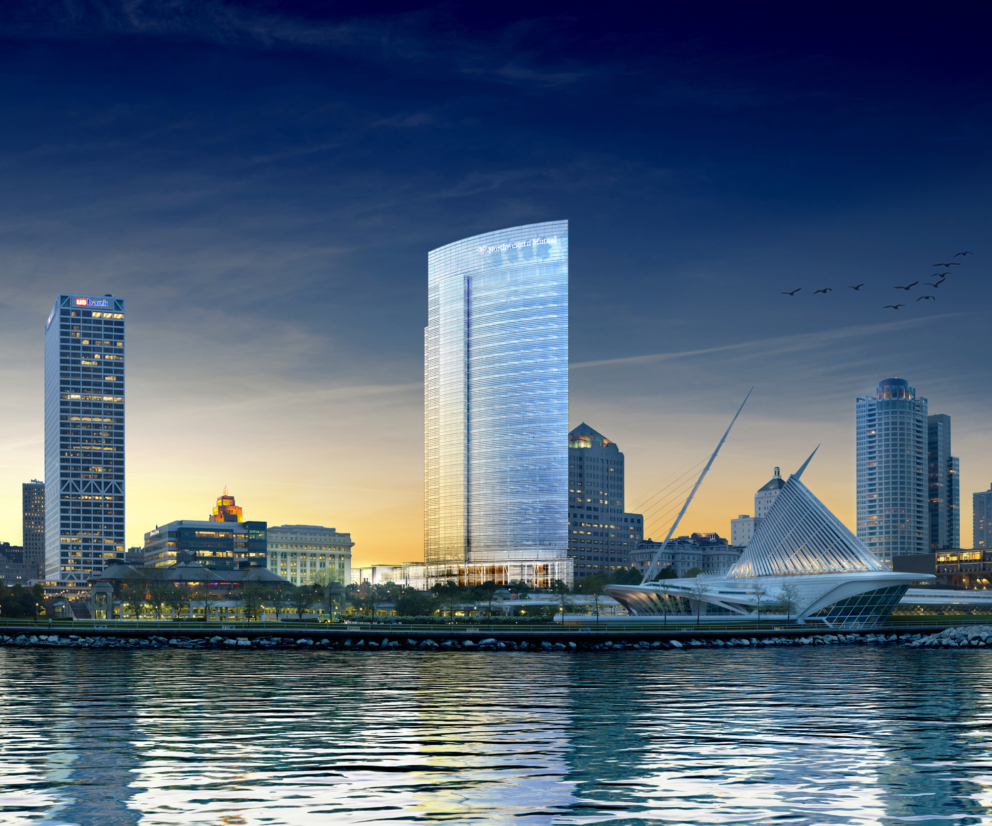 Milwaukee Breaks Ground On New 32 Story Tower Complex