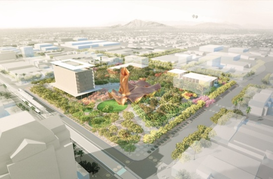 Colwell Shelor+West 8+Weddle Gilmore proposal (City of Mesa)
